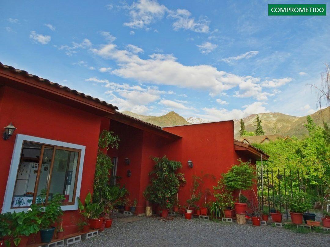 Casa Campestre en Peñalolén