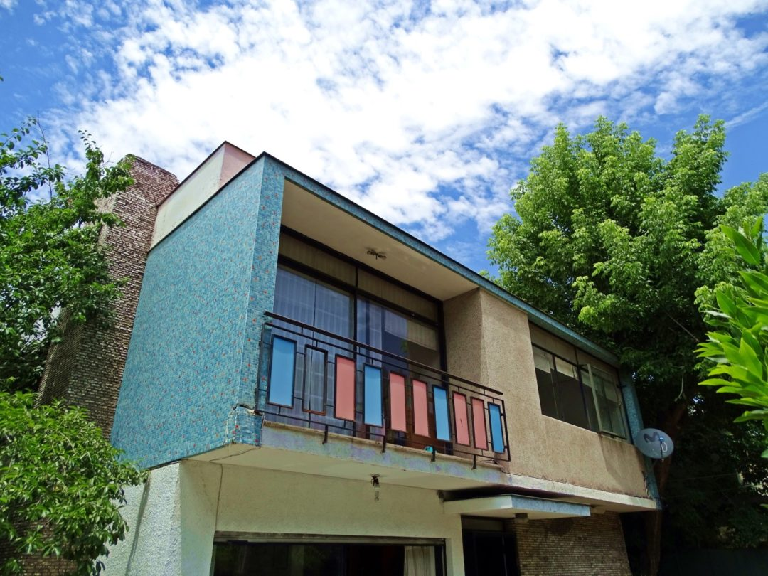 Formidable Casa Años 60