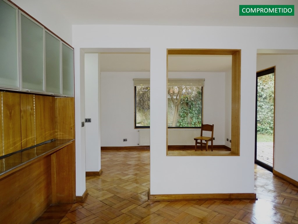 Acogedora Casa en Ñuñoa